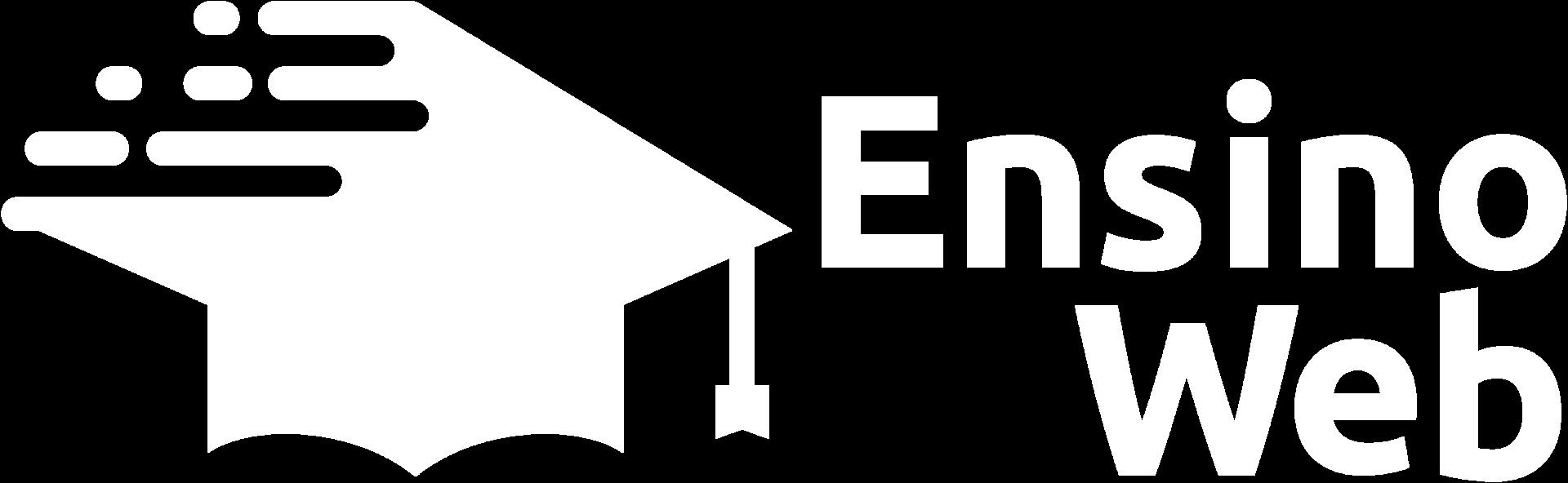 Logo Ensinoweb White